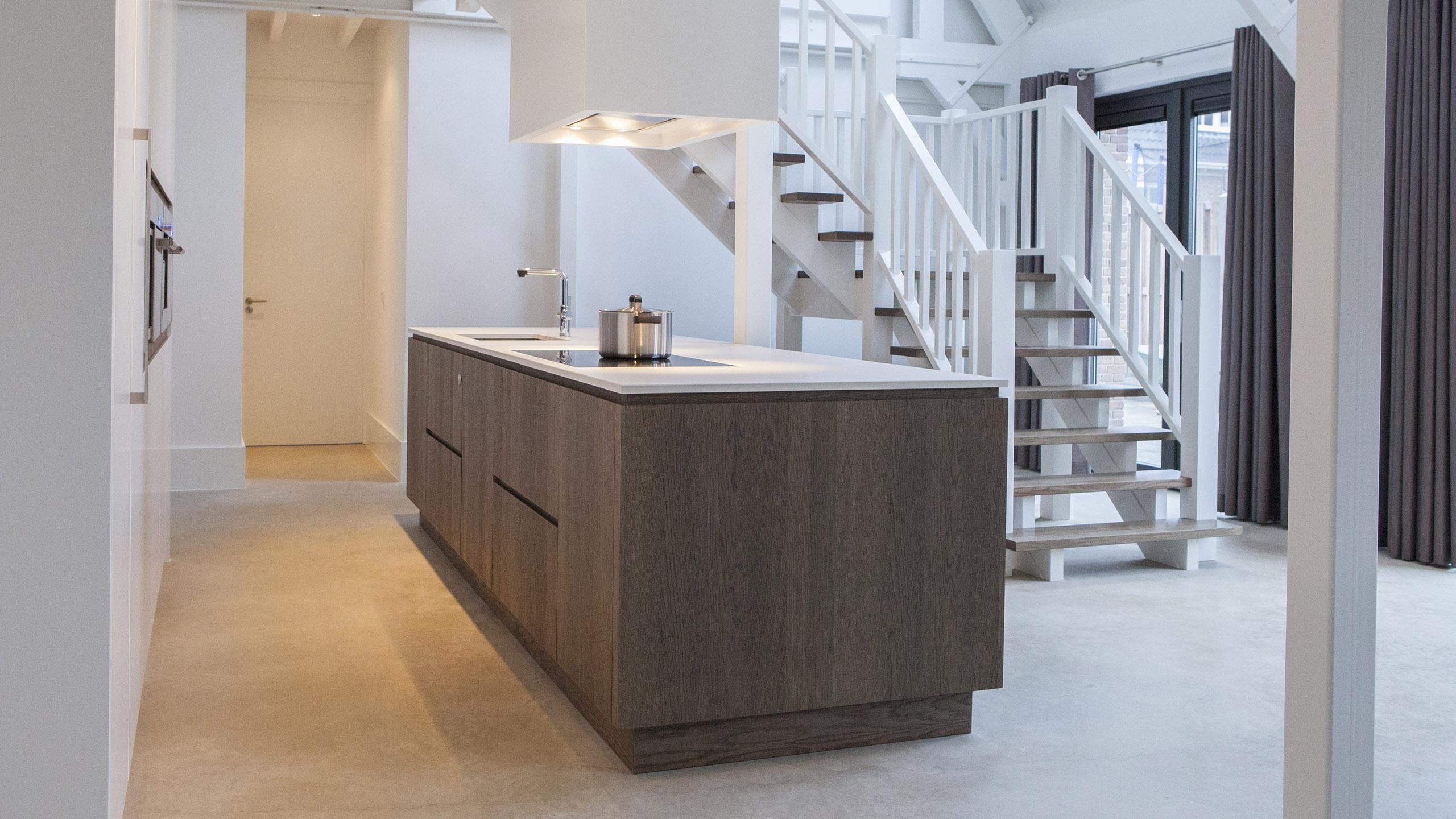 Moderne keuken IJsselmuiden